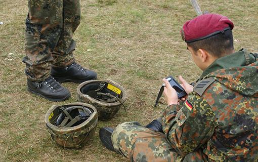 Medizin studieren bei der Bundeswehr