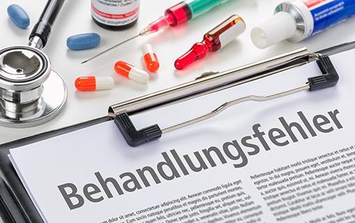 Arzthaftung grober Behandlungsfehler