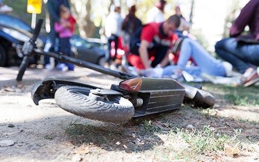 Urteil: Keine Gefährdungshaftung bei E-Scooter-Unfällen