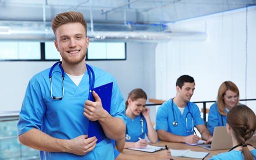 Bu für Medizinstudentinnen